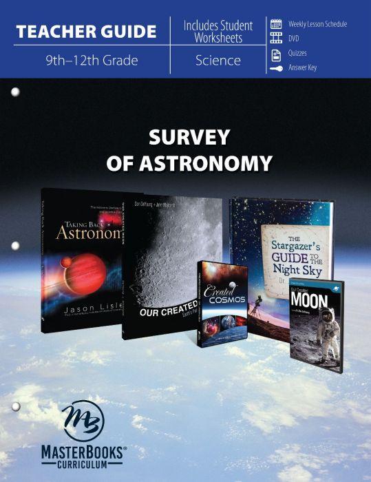Survey of Astronomy (Teacher Guide)