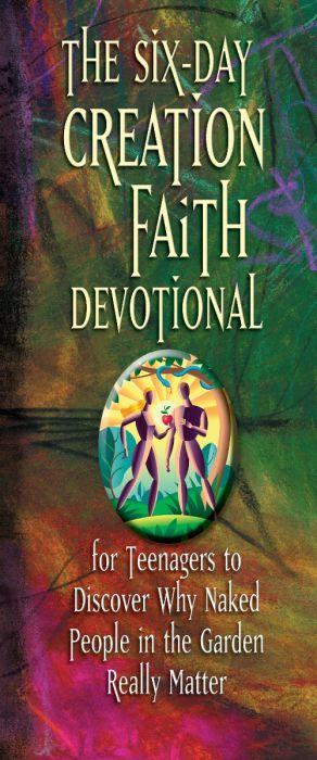 The Six-Day Creation Faith Devotional (Scratch & Dent)