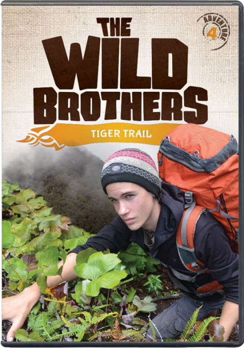The Wild Brothers: Tiger Trail