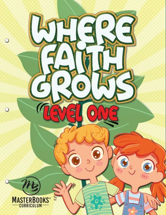 Where Faith Grows: Level 1