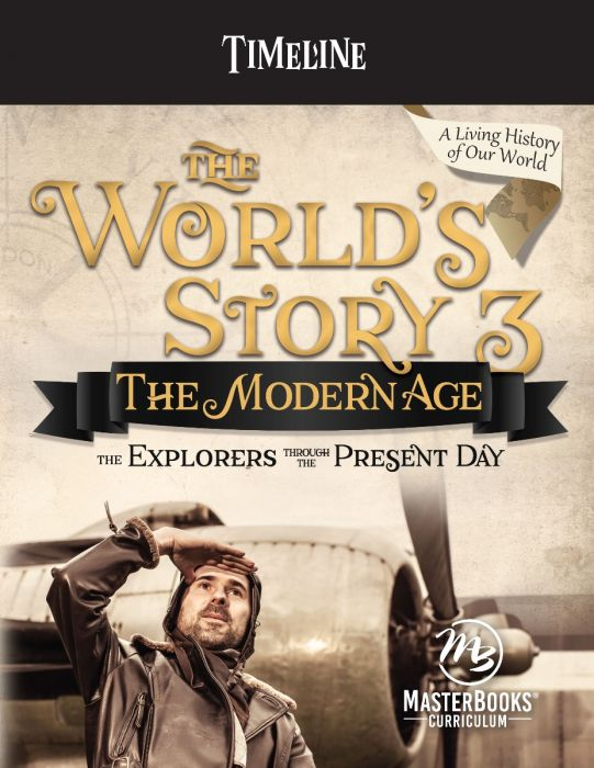 The World's Story 3 (Timeline Pack)