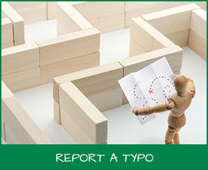 Report a Typo