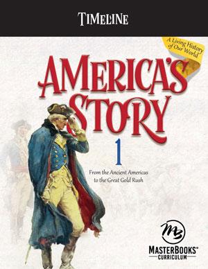 America's Story 1 - Timeline Pack