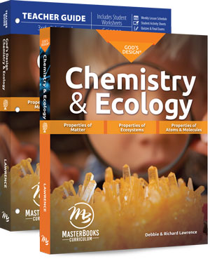 God's Design for Chemistry & Ecology