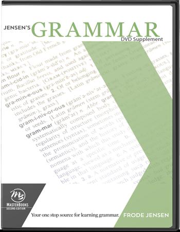 Grammar DVD