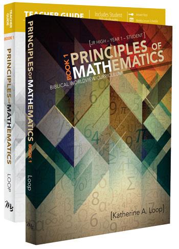 Principles of Math 1