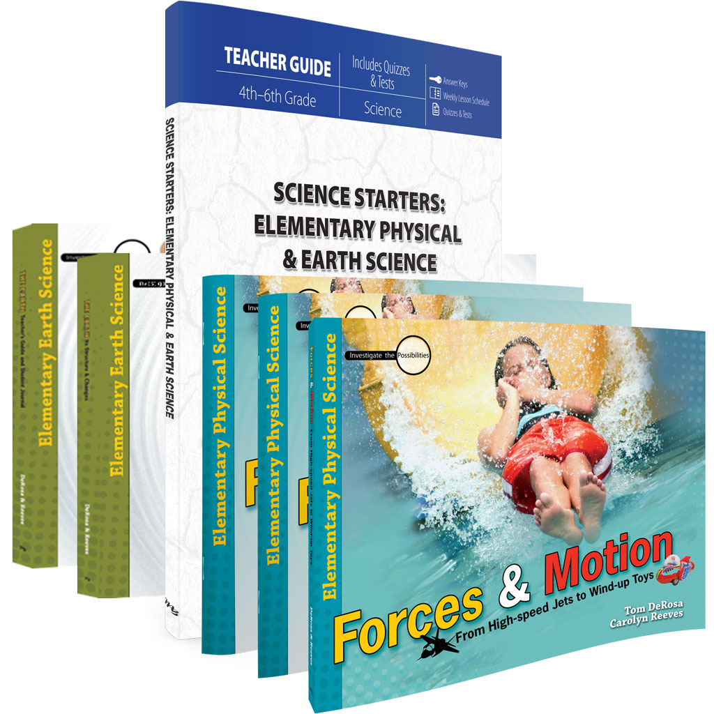 Elementary Physical & Earth Science