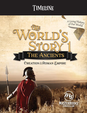 The World's Story 1 - Timeline Pack